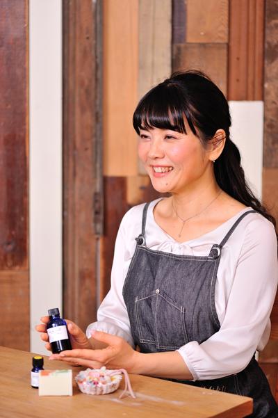 山﨑優子 プロフィール写真